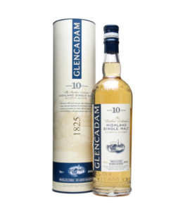 Glencadam Whisky  10 Years Old Cyprus