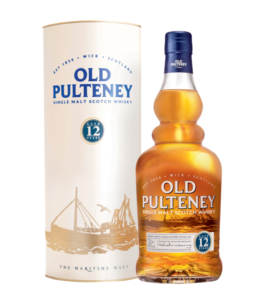 Old Pulteney 12 Years Old Whisky Cyprus