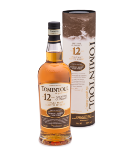 Tomintoul 12 Years Old Olorosso Whisky Cyprus
