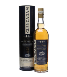 Glencadam Whisky 14 Years Old Olorosso Cyprus