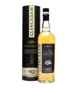 Glencadam Whisky 15 Years Old Cyprus