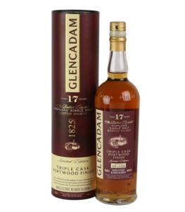 Glencadam Whisky 17 Years Old Portwood Cyprus