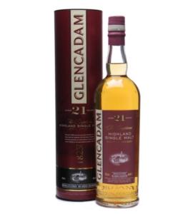 Glencadam Whisky 21 Years Old Cyprus