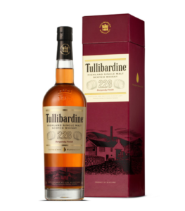 Tullibardine 228 Burgundy Finish Single Malt Whisky Cyprus