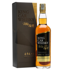Kavalan King Car Whisky Cyprus