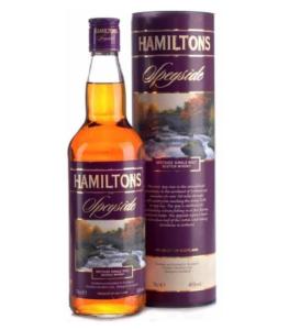Hamilton's Speyside Cyprus