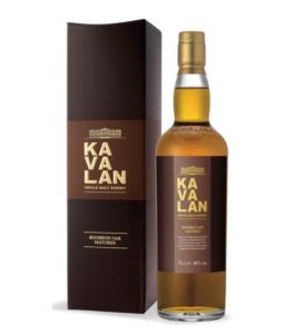 Kavalan Ex Bourbon Oak Whisky Cyprus