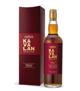 Kavalan Ex Sherry Oak Whisky Cyprus