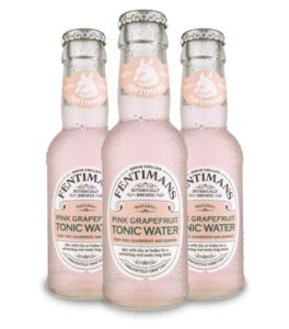 Fentimans Pink Grapefruit Tonic Water Cyprus