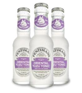 Fentimans Oriental Yuzu Tonic Water Cyprus