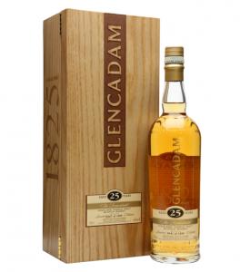 Glencadam Whisky 25 Years Old Cyprus