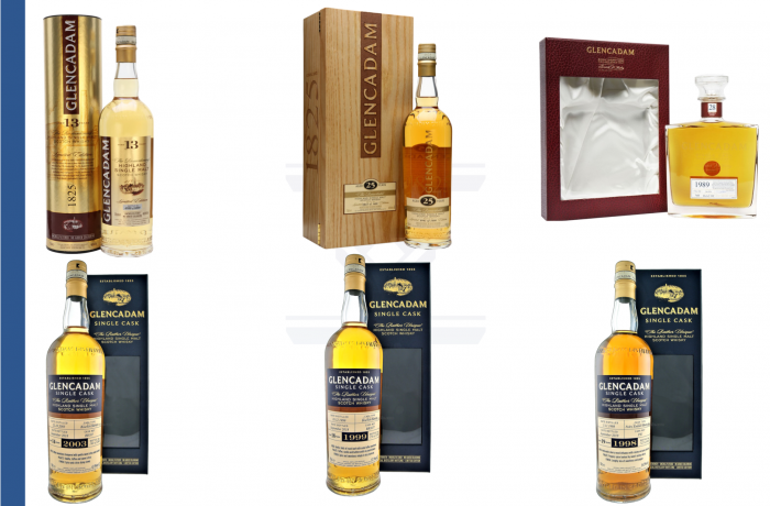 Glencadam Limited Releases – New Arrivals