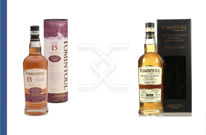 Tomintoul Limited Releases – New Arrivals