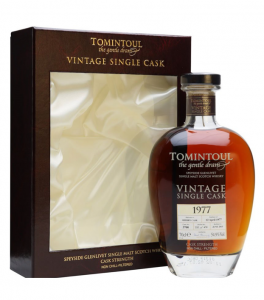 Tomintoul 1977 Whisky Cyprus