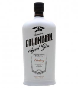 Colombian Ortodoxy Aged Gin Cyprus