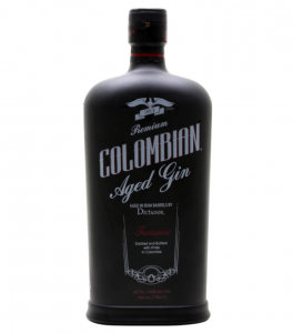 Colombian Treasure Aged Gin Cyprus