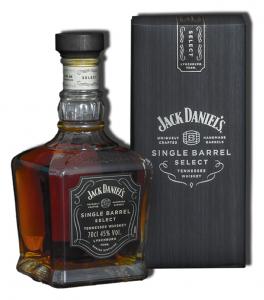 Jack Daniel's Single Barrel Cyprus