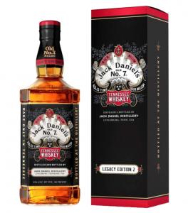 Jack Daniel's Legacy Edition No.2 Cyprus