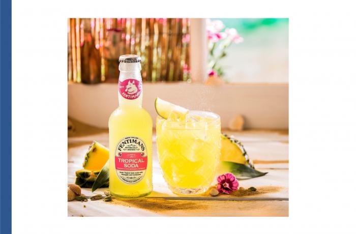 Fentimans Tropical Soda
