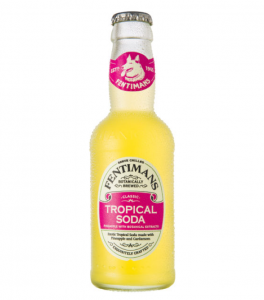 Fentimans Tropical Soda Cyprus