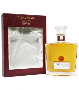 Glencadam Whisky 28 Years Old 1989 Cyprus