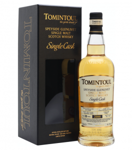 Tomintoul 18 Years Old 2000 Whisky Cyprus