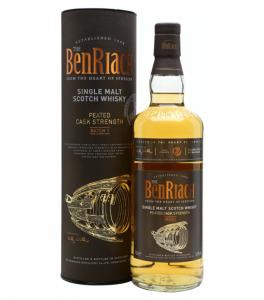 Benriach Peated Cask Strength Batch 1 56% Cyprus