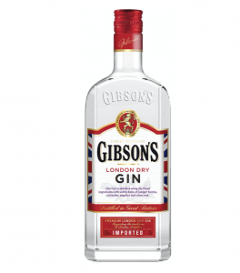 Gibson's London Dry Gin Cyprus