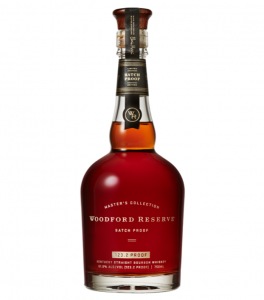 Woodford Reserve Masters Collection Batch Proof 123.6 Cyprus