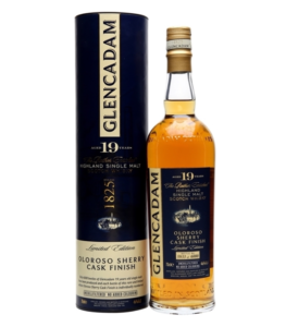 Glencadam Whisky 19 Years Old Olorosso Cyprus