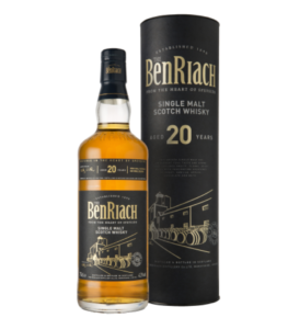 Benriach 20 Years Old Cyprus