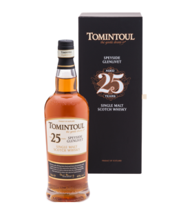 Tomintoul 25 Years Old Whisky Cyprus