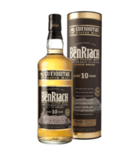 Benriach 10 Years Old Curiositas Cyprus