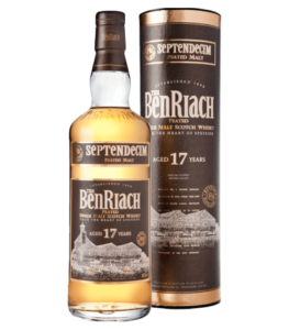Benriach 17 Years Old Septendecim Cyprus