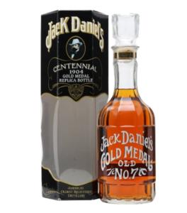 Jack Daniels Gold Medal 1904 Replica Cyprus