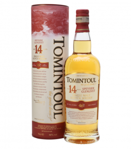 Tomintoul 14 Years Old Whisky Cyprus