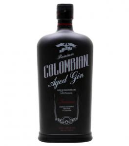 Colombian Treasure Aged Gin Cyprus