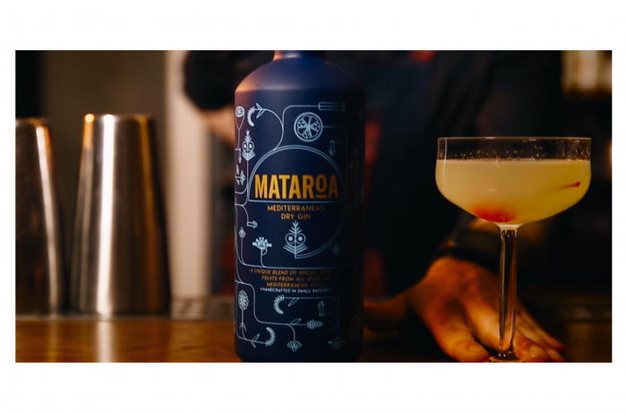 Mataroa Mediterranean Dry Gin