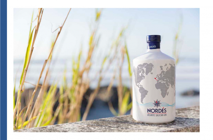 Nordes Atlantic Galician Gin