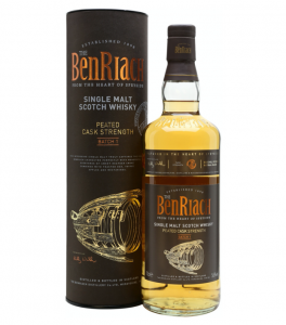 Benriach Peated Cask Strength Batch 1 56% Cyprus