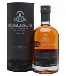 Glenglassaugh Peated Virgin Oak Cyprus