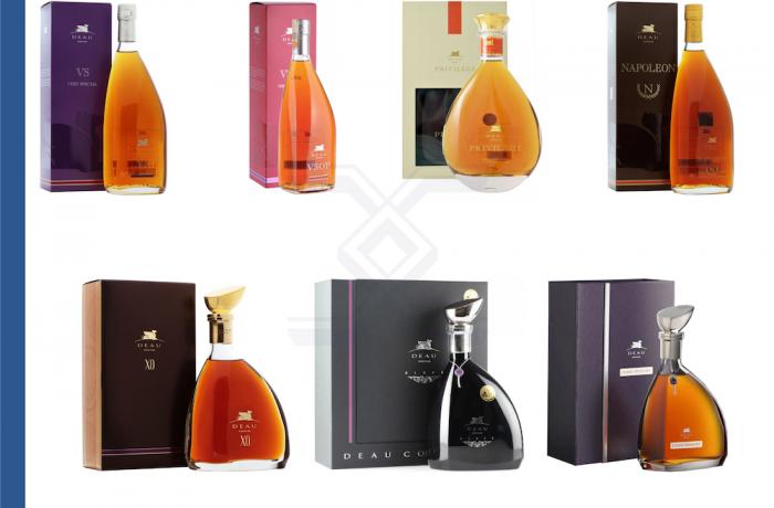 DEAU Cognac