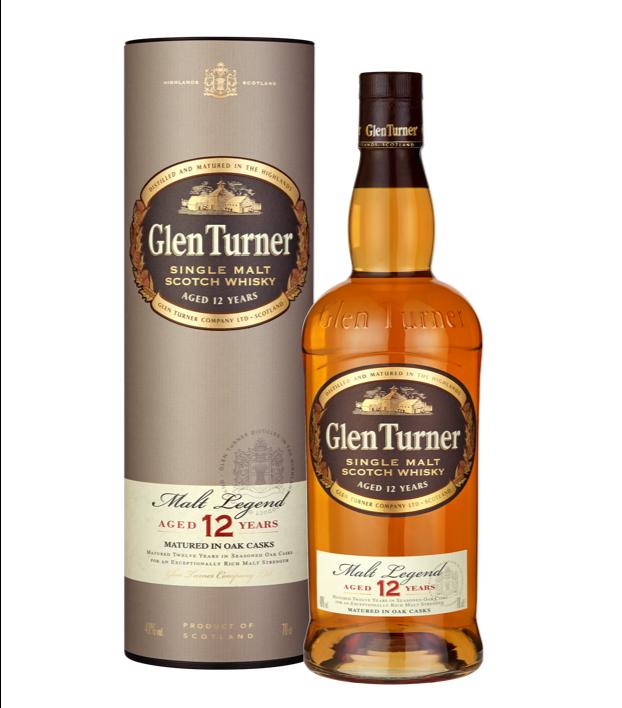 Glen Turner 12 Years Old Cyprus