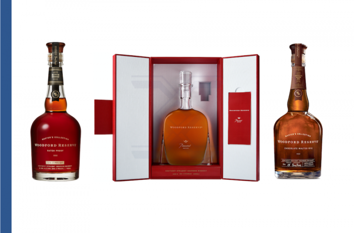 Woodford Reserve Master's Collection & Baccarat Edition