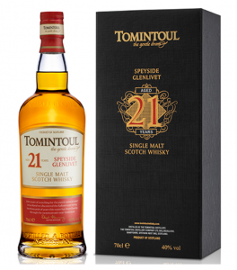 Tomintoul 21 Years Old Whisky Cyprus
