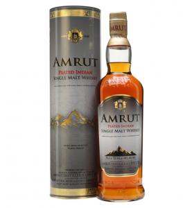 Amrut Peated Cyprus