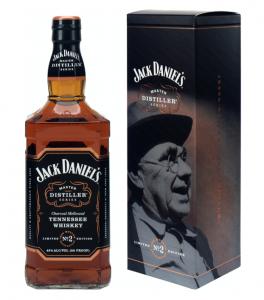 Jack Daniel's Master Distiller No.2 Cyprus