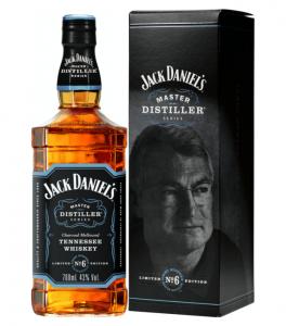 Jack Daniel's Master Distiller No.6 Cyprus