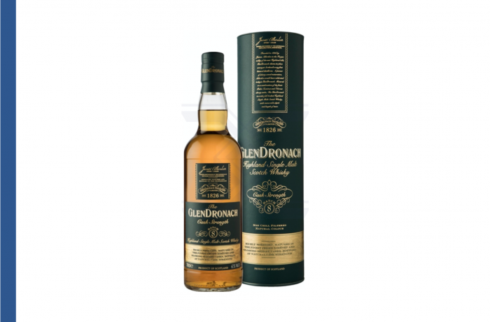 Glendronach Cask Strength Batch 8 61%