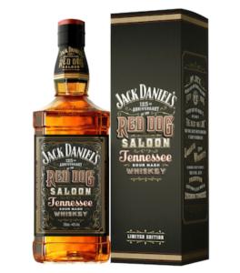 Jack Daniel's Red Dog Cyprus